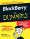 BlackBerry For Dummies (Computer/Tech)