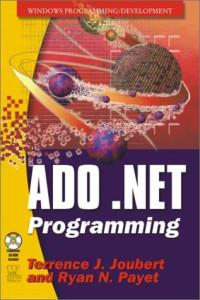 Ado .Net Programming