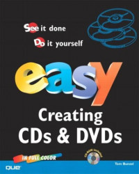 Easy CDs & DVDs