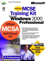 MCSE Training Kit Microsoft Windows 2000 Professional