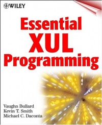 Essential XUL Programming