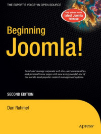 Beginning Joomla!, Second Edition (Beginning from Novice to Professional)
