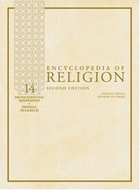 Encyclopedia of Religion, 15 Volume Set