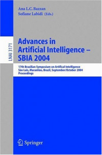 Advances in Artificial Intelligence - SBIA 2004: 17th Brazilian Symposium on Artificial Intelligence