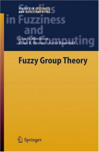 Fuzzy Group Theory (Studies in Fuzziness and Soft Computing)
