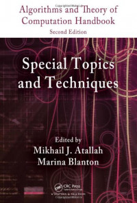 Algorithms and Theory of Computation Handbook, Second Edition, Volume 2: Special Topics and Techniques
