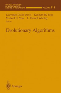 Evolutionary Algorithms (The IMA Volumes in Mathematics and its Applications)