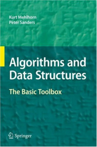 Algorithms and Data Structures: The Basic Toolbox