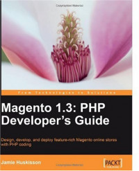 Magento 1.3: PHP Developer's Guide
