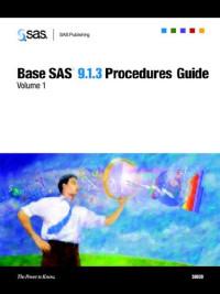 Base Sas 9.1.3 Procedures Guide