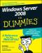 Windows Server 2008 For Dummies (Computer/Tech)