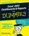 Excel 2007 Dashboards & Reports For Dummies (Computer/Tech)