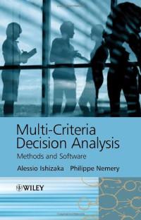 Multi-criteria Decision Analysis: Methods and Software