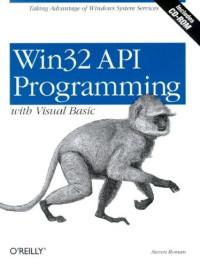 Win32 API Programming with Visual Basic