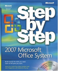 The 2007 Microsoft  Office System Step by Step