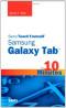 Sams Teach Yourself Samsung GALAXY Tab ™ in 10 Minutes (Sams Teach Yourself -- Minutes)