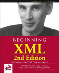 Beginning XML, Second Edition
