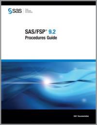 SAS/FSP 9.2 Procedures Guide