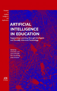 Artificial Intelligence in Education (Frontiers in Artificial Intelligence and Applications)