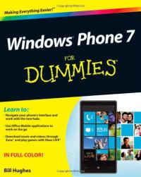 Windows Phone 7 For Dummies (Lifestyles Paperback)