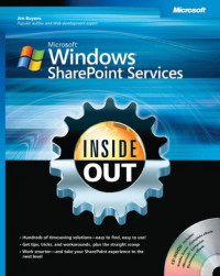 Microsoft  Windows  SharePoint  Services Inside Out
