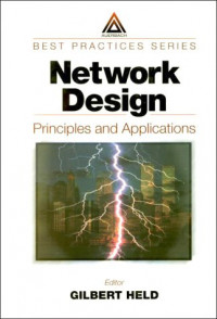 Network Design: Principles and Applications