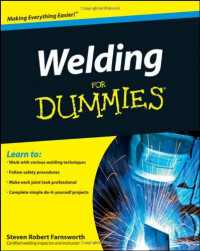 Welding For Dummies (Math & Science)