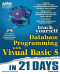 Teach Yourself Database Programming With Visual Basic 5 in 21 Days