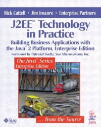 J2EE Technology in Practice: Building Business Applications with the Java 2 Platform