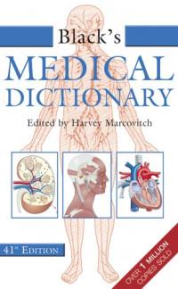 Black's Medical Dictionary (Writing Handbook)