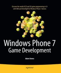 Windows Phone 7 Game Development