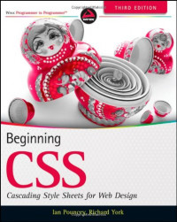 Beginning CSS: Cascading Style Sheets for Web Design (Wrox Programmer to Programmer)