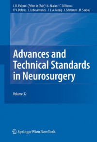 Advances and Technical Standards in Neurosurgery Vol. 32
