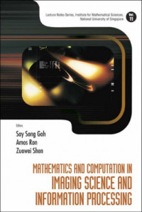 Mathematics and Computation in Imaging Science and Information Processing