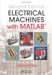 Electrical Machines with MATLAB®