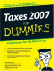 Taxes 2007 For Dummies