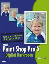 Corel Paint Shop Pro X Digital Darkroom