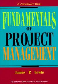 Fundamentals of Project Management (Worksmart Series)