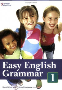 Easy English Grammar 1 (Beginning student book with Activity Cards and Review Tests)