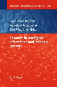 Advances in Intelligent Information and Database Systems (Studies in Computational Intelligence)