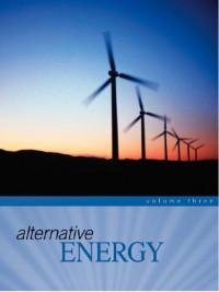 Alternative Energy Edition 1. (3 Volume set)