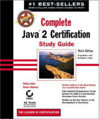 Complete Java 2 Certification Study Guide (3rd Edition)