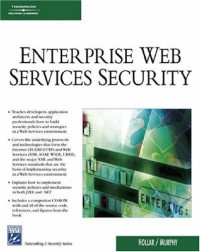 Enterprise Web Services Security (Internet Series)