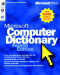 Microsoft Press Computer Dictionary, 4th Edition