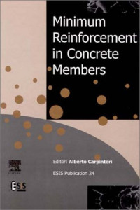 Minimum Reinforcement in Concrete Members (European Structural Integrity Society)