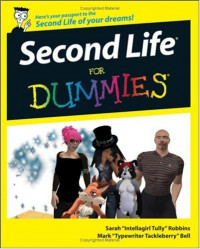 Second Life For Dummies (Computer/Tech)