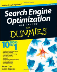 Search Engine Optimization All-in-One For Dummies (For Dummies (Business & Personal Finance))