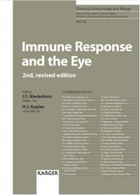 Immune Response and the Eye (Chemical Immunology and Allergy)