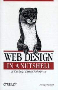Web Design in a Nutshell : A Desktop Quick Reference