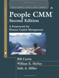 The People CMM: A Framework for Human Capital Management (2nd Edition)
